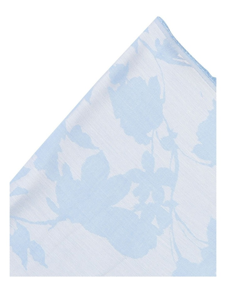 A0WS6016 Chambray Floral Pashmina Scarf image 2