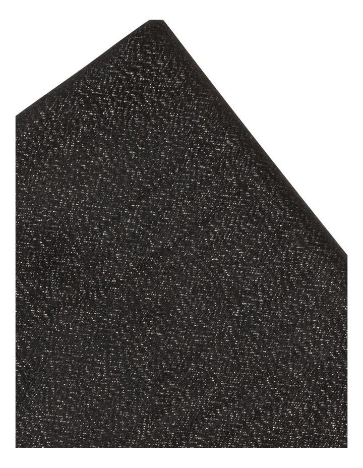 Rich Glitter Logo Scarf image 2
