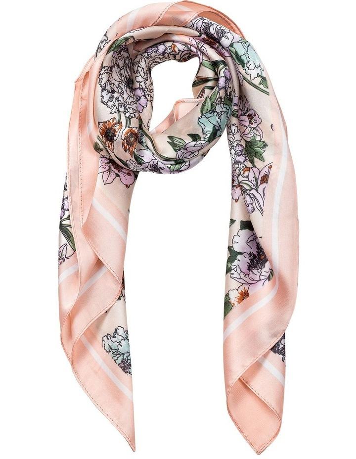 GNKQ106M Floral Neckerchief image 1