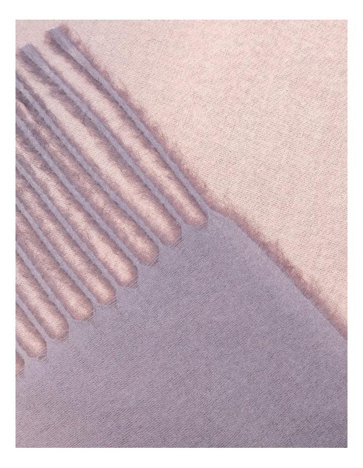 Gnks089M Ombre Blush Wrap Scarf image 2