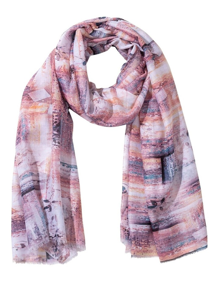Abstract Design Scarf image 1
