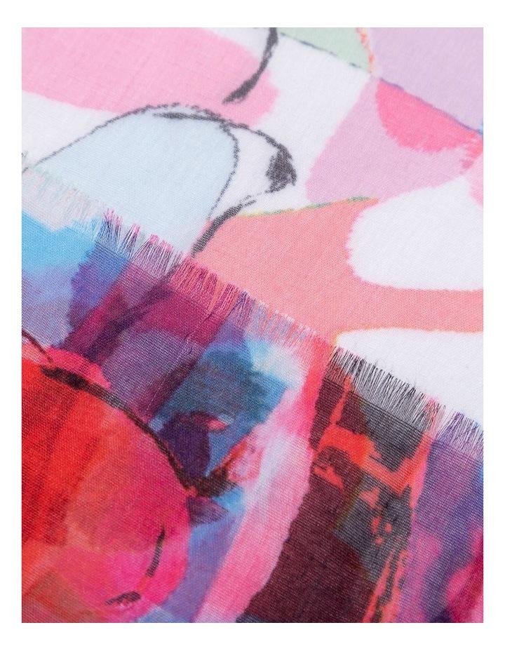 Painter Print Scarf image 2