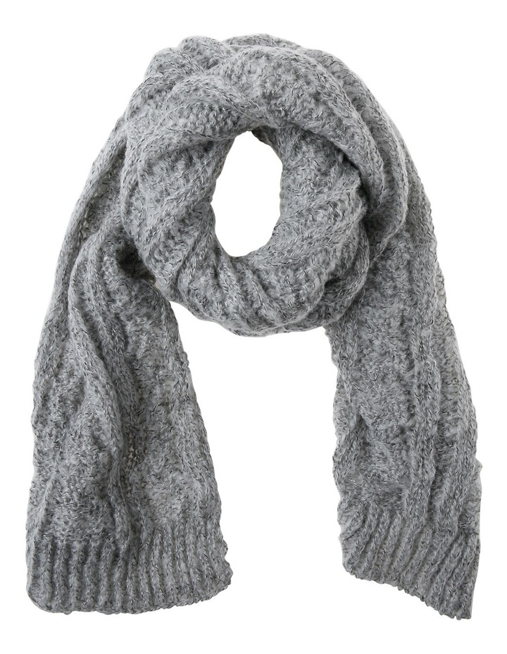 Triple Cable Scarf image 1
