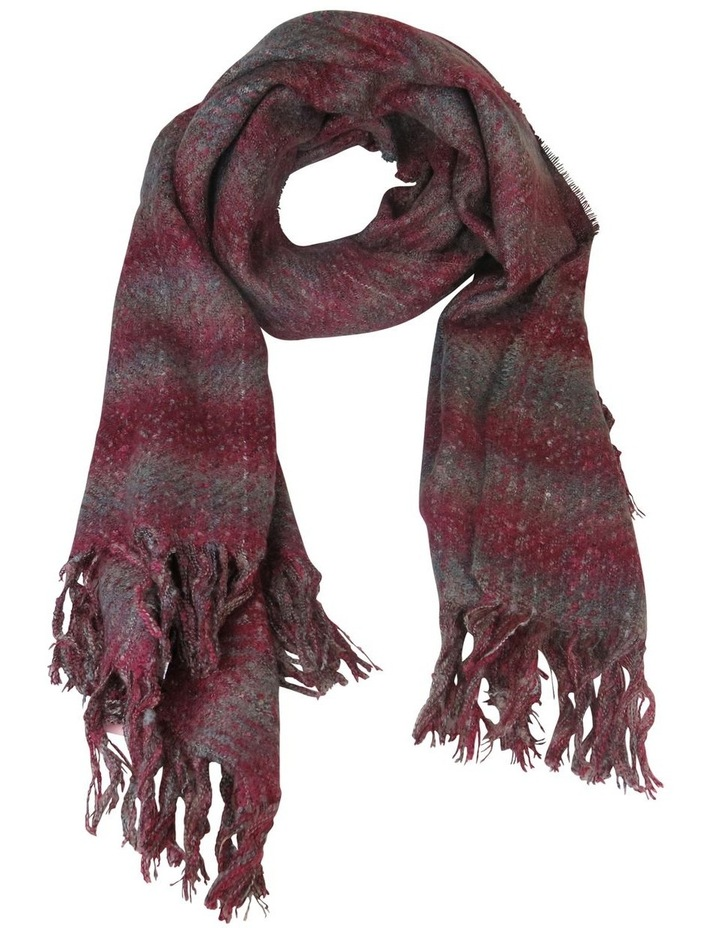 Multi Knit Winter Scarf image 1