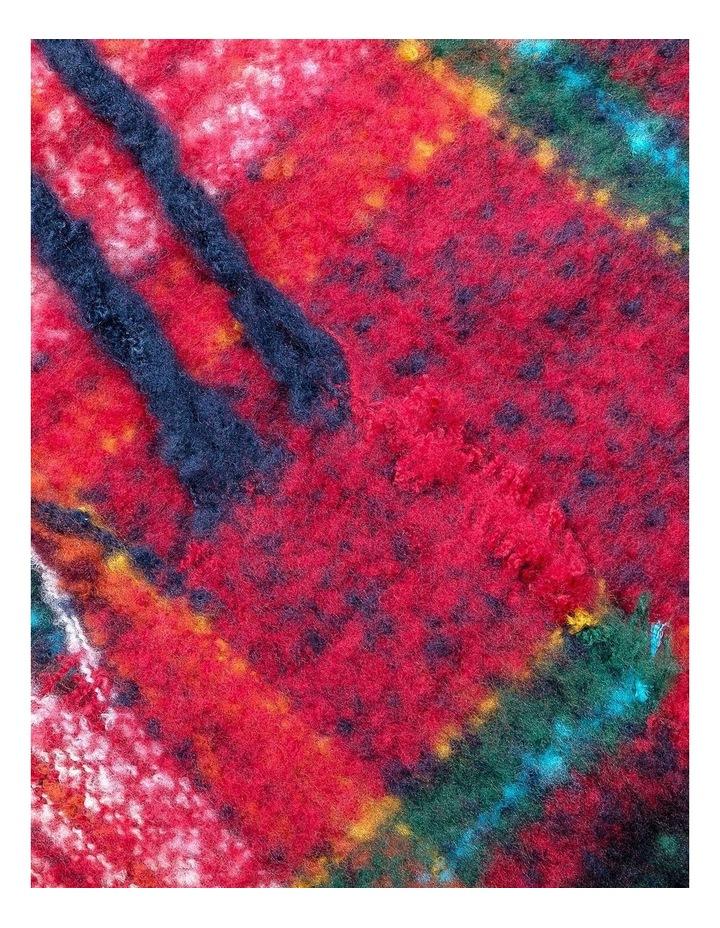 GNKQ094M Plaid Scarf image 2