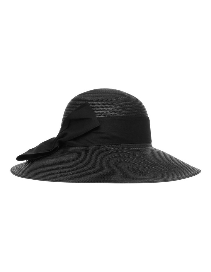 GHRL350M-GHRP303M Rounded Hood Hat W Angled Bow image 1