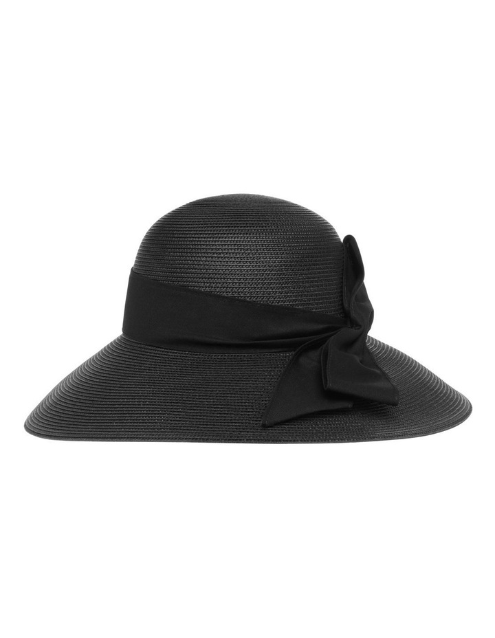 GHRL350M-GHRP303M Rounded Hood Hat W Angled Bow image 2