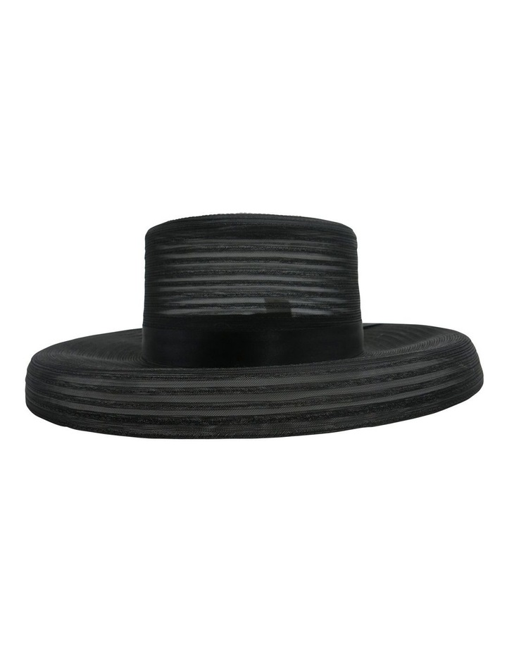 Light Braid Narrow Brim Hat image 1