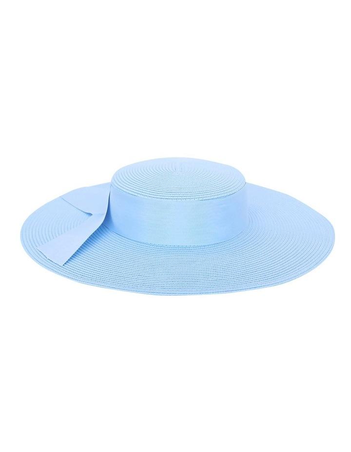 Matador Baby Blue Boater Hat image 2