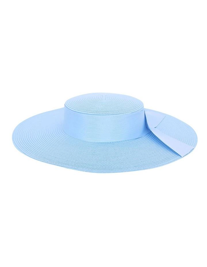 Matador Baby Blue Boater Hat image 4