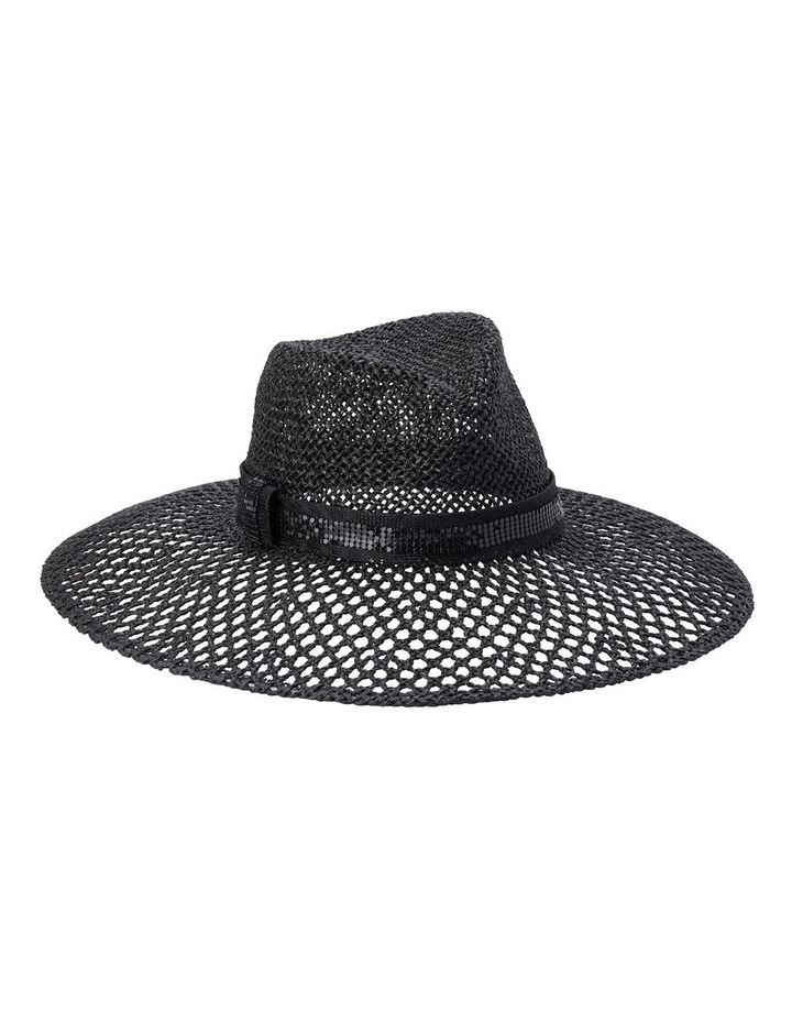Maxwell Straw And Mesh Boater image 1