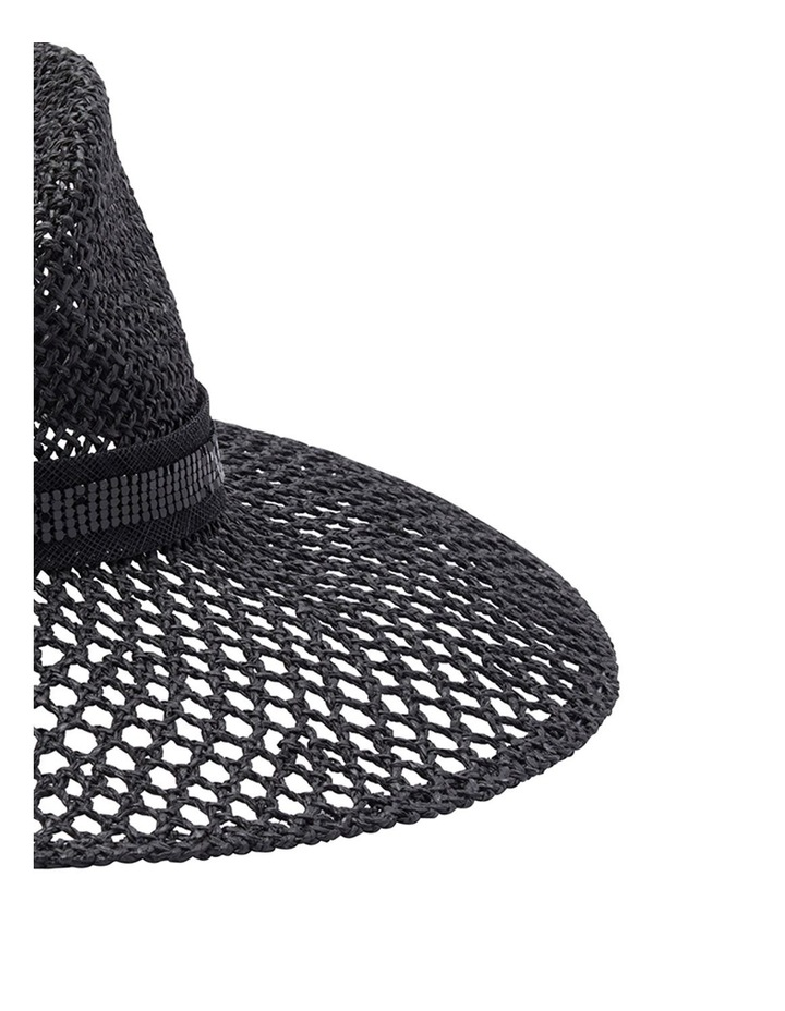 Maxwell Straw And Mesh Boater image 2