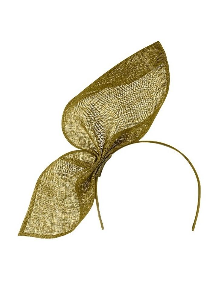 'Aubree' Sinamay Bow Headband image 1
