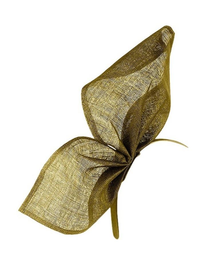 'Aubree' Sinamay Bow Headband image 2