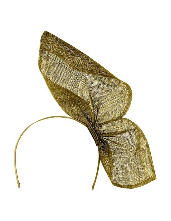 'Aubree' Sinamay Bow Headband image 3