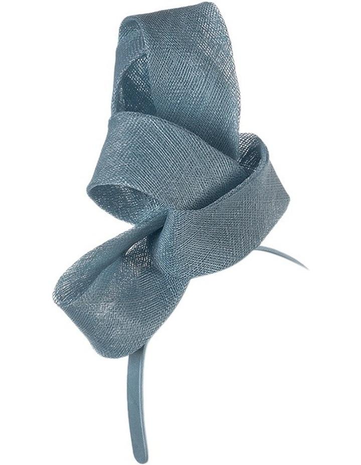Anya Sinamay Knot Headband image 2