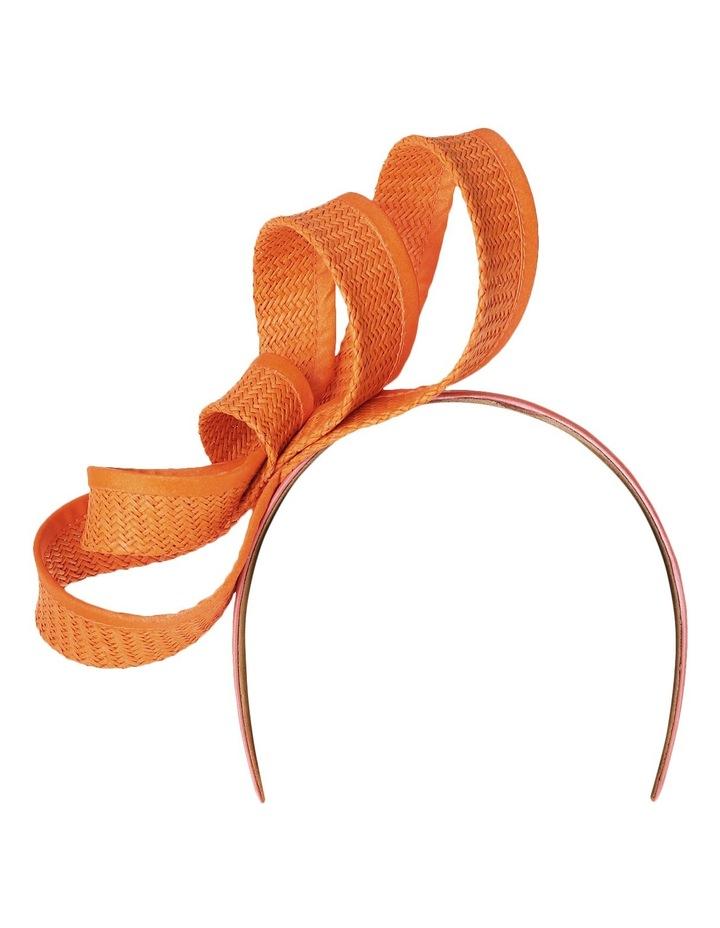 Orange Loops on the Headband image 1