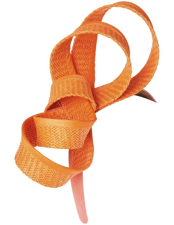 Orange Loops on the Headband image 2