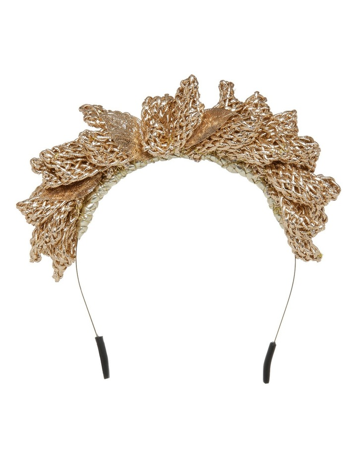 Corded Gold Leaves image 1