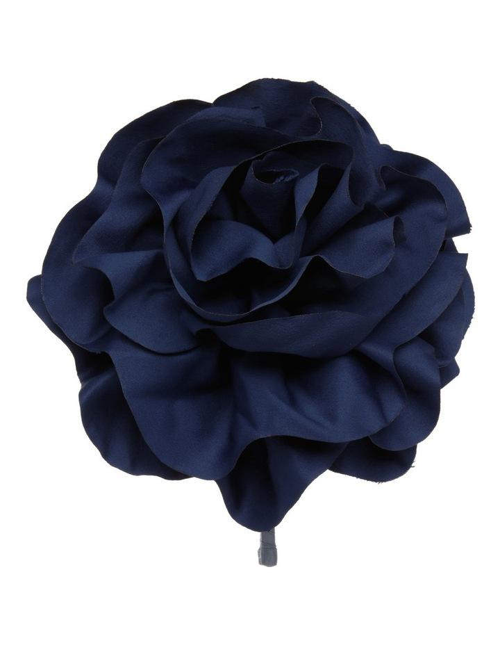 Fabric Flower On Headband image 2