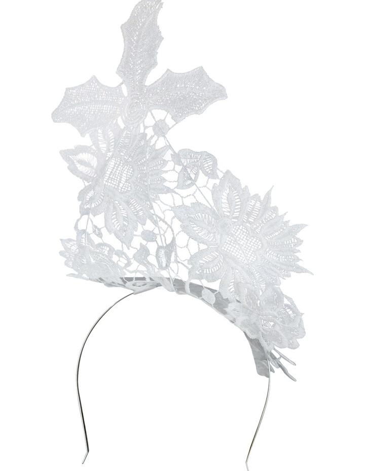 Large Lace Tear Drop image 3