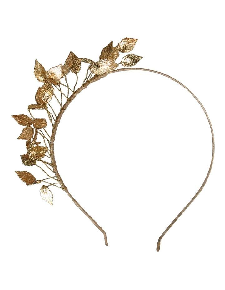 Gold Brambles/Foliage Headband image 1