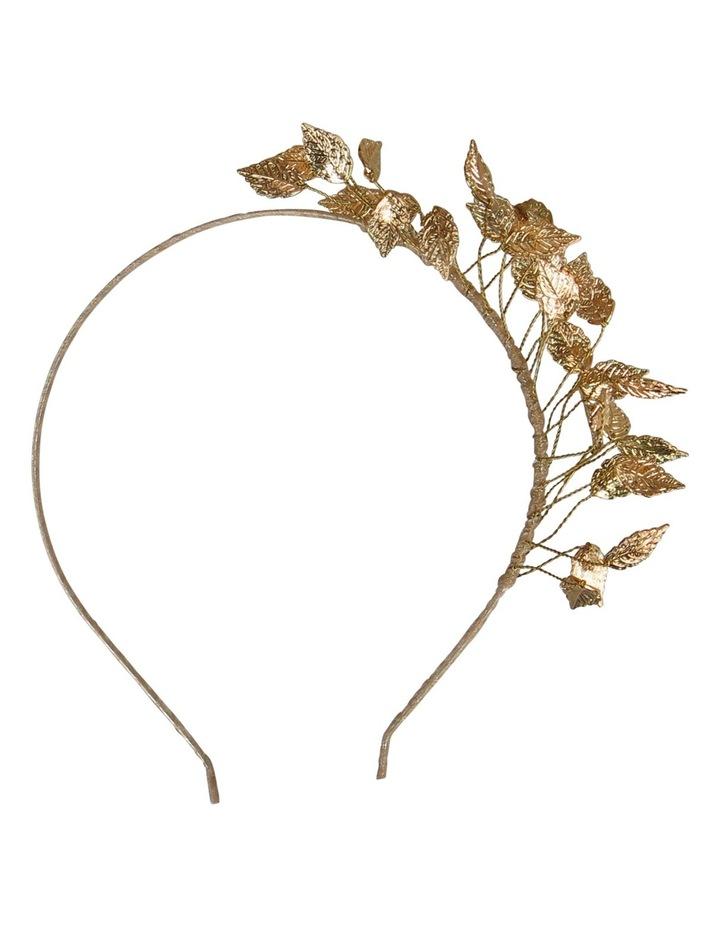 Gold Brambles/Foliage Headband image 4