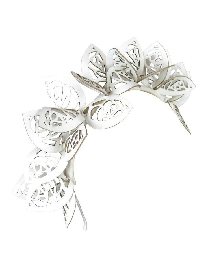Lazer Cut Flower Crown image 3