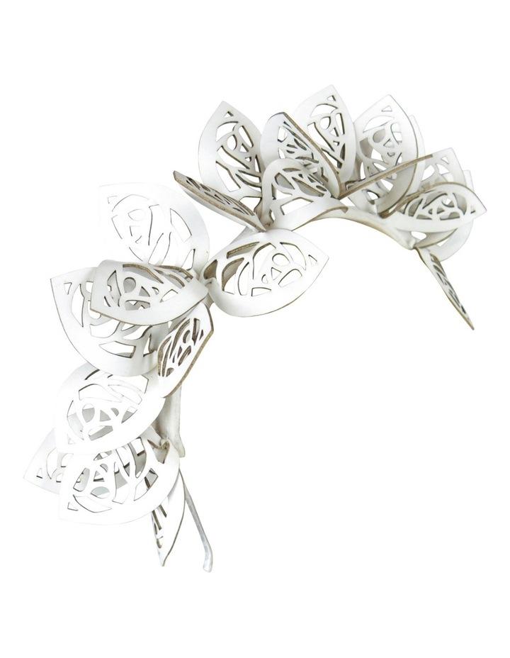 Lazer Cut Flower Crown image 4