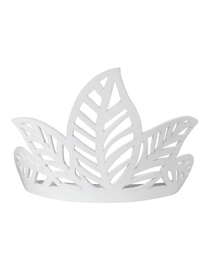 Leaf Acrylic Crown image 1