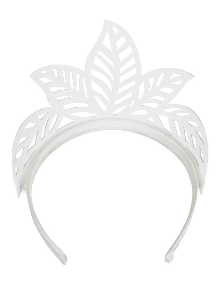 Leaf Acrylic Crown image 4
