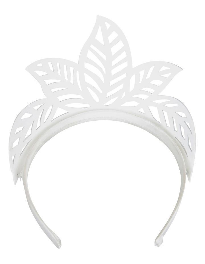 Leaf Acrylic Crown image 3