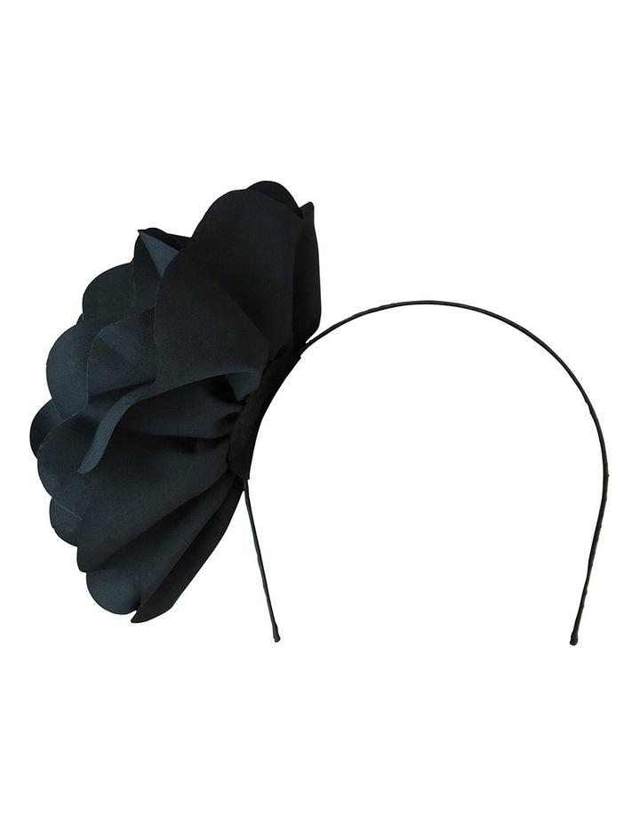 Large Flower On Headband image 2