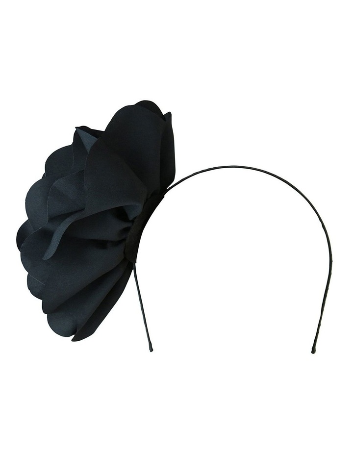 Large Flower On Headband image 1