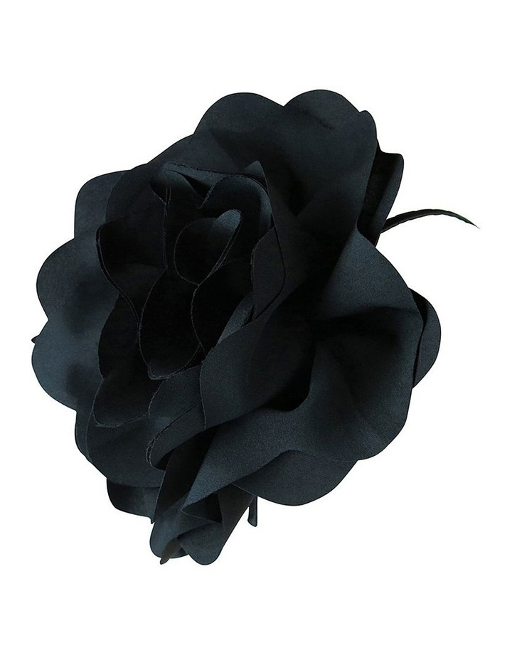 Large Flower On Headband image 3