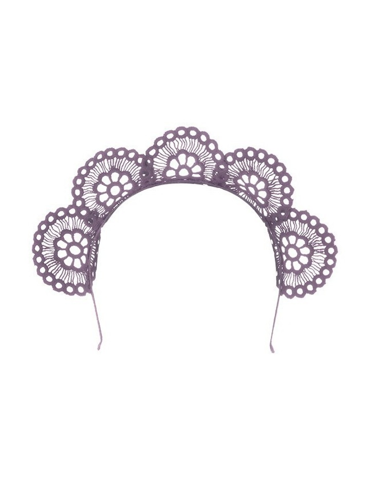 Claire Lace Headband image 1