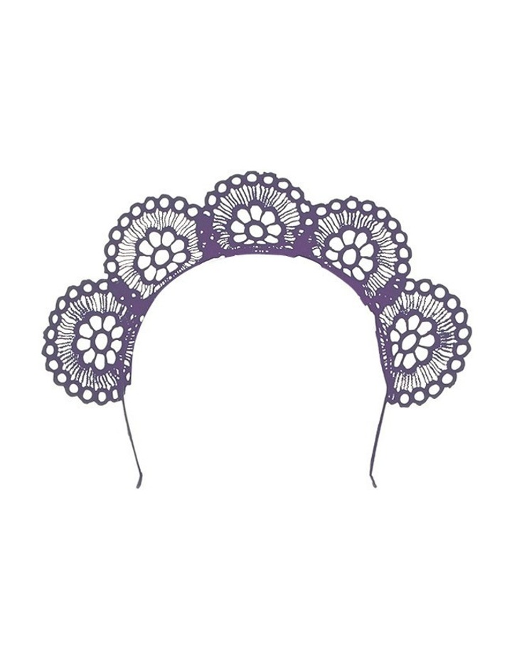 Claire Lace Headband image 3