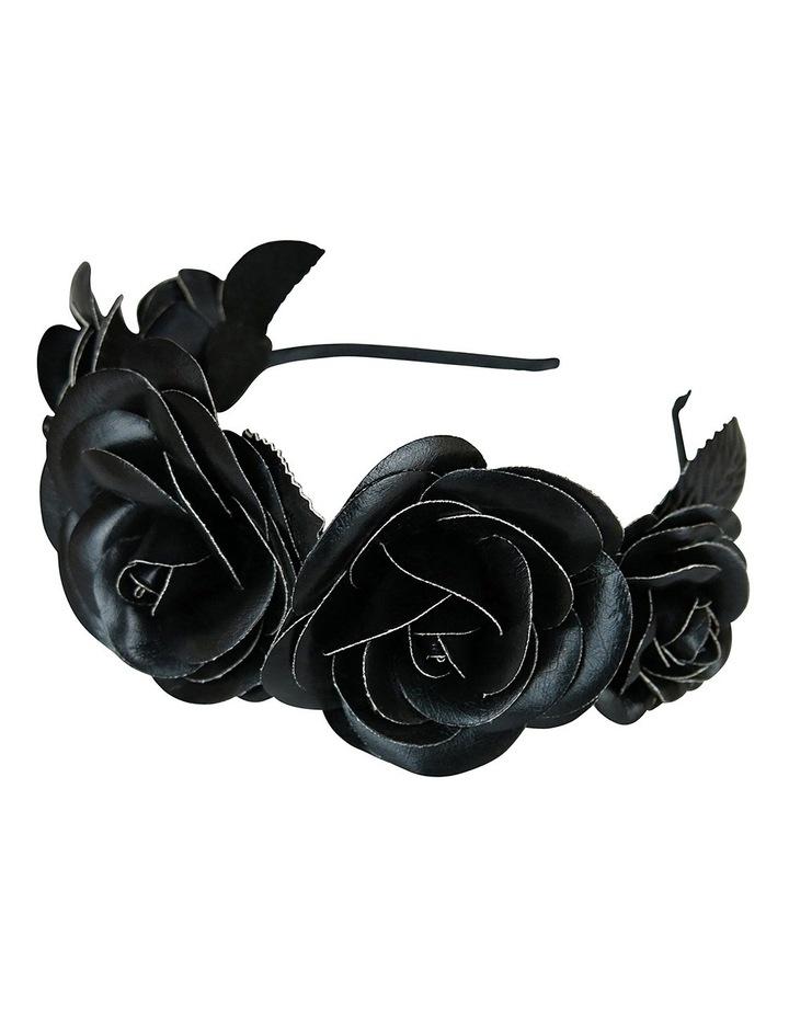 Roses On Headband image 2