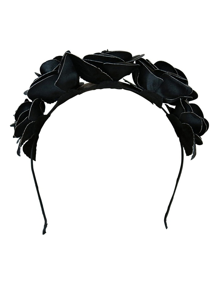 Roses On Headband image 3