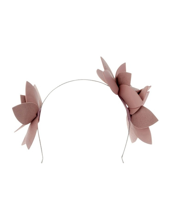 Blakely Floral Headband image 3