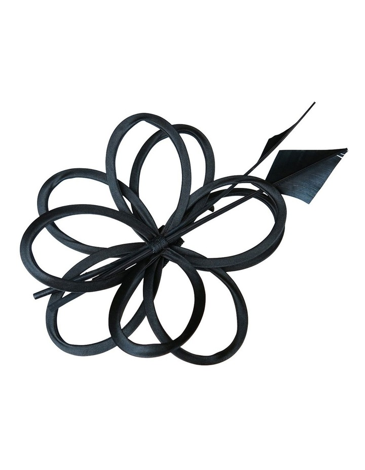 Satin Loops On Headband With Arrow Stick image 3