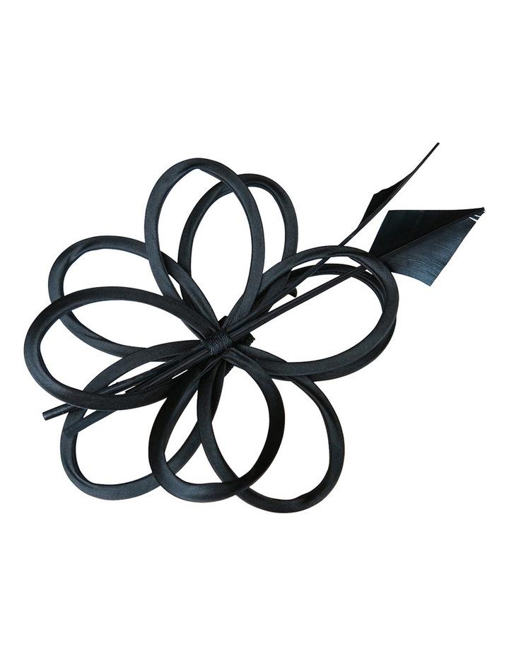 Satin Loops On Headband With Arrow Stick image 4