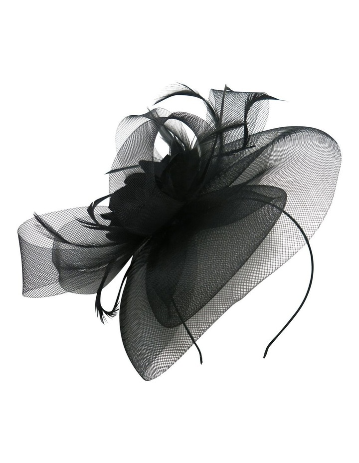 COL5 Crinolene Fasc With Loops,Feather & Flower image 1