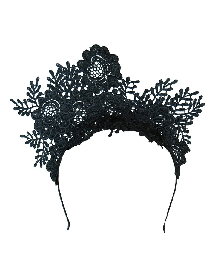 Floral Lace Fascinator image 1
