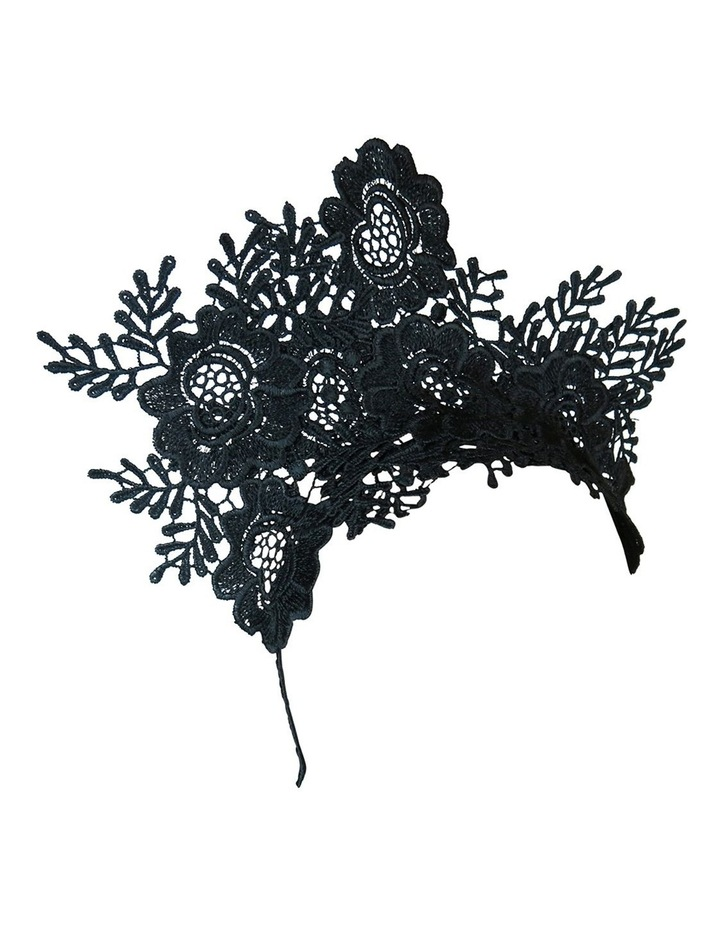 Floral Lace Fascinator image 3