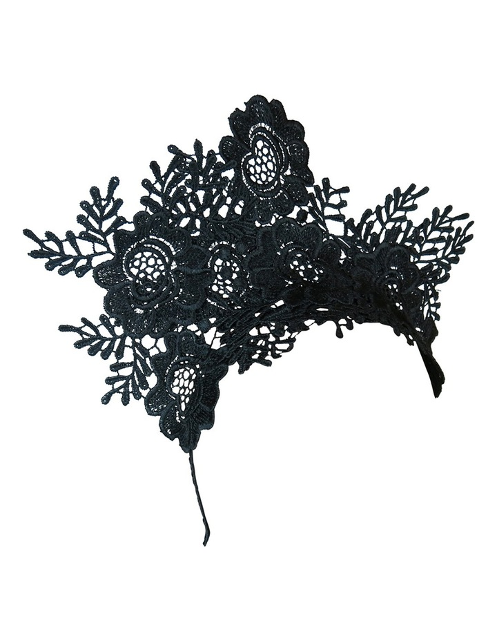 Floral Lace Fascinator image 4