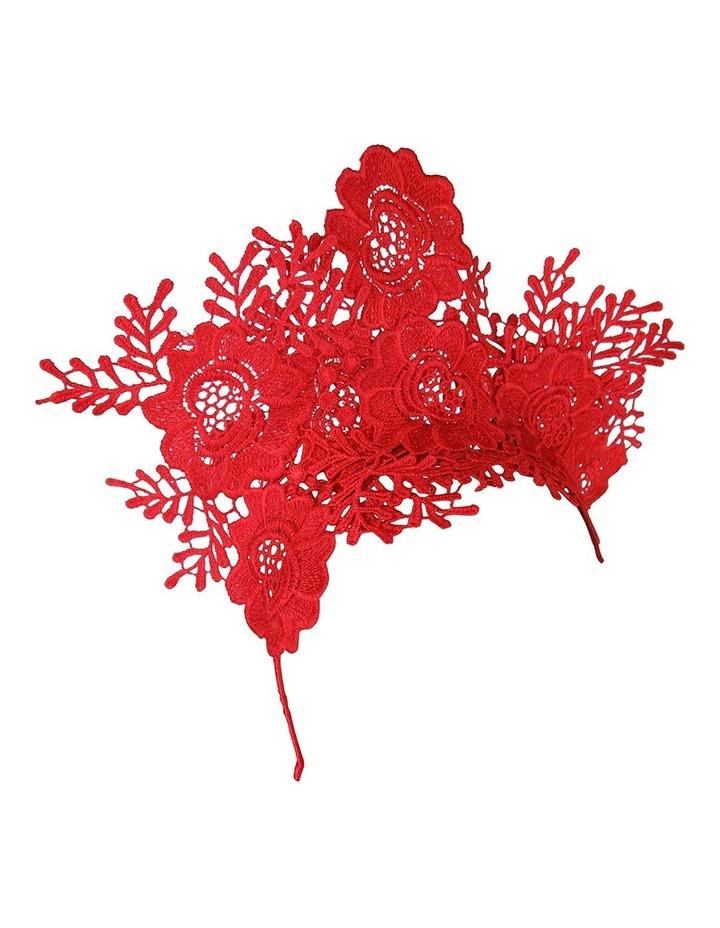 Floral Lace Fascinator image 4