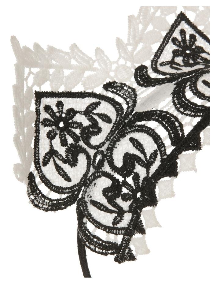 Lace Crown Fascinator image 3