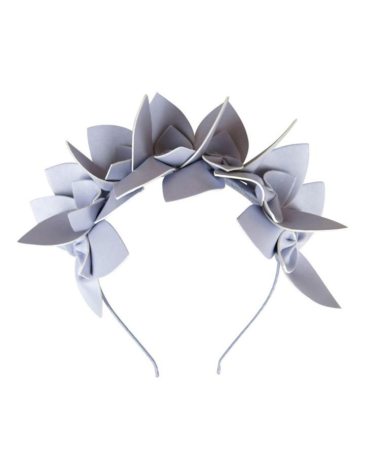 Pu Orchid Design On Headband image 2