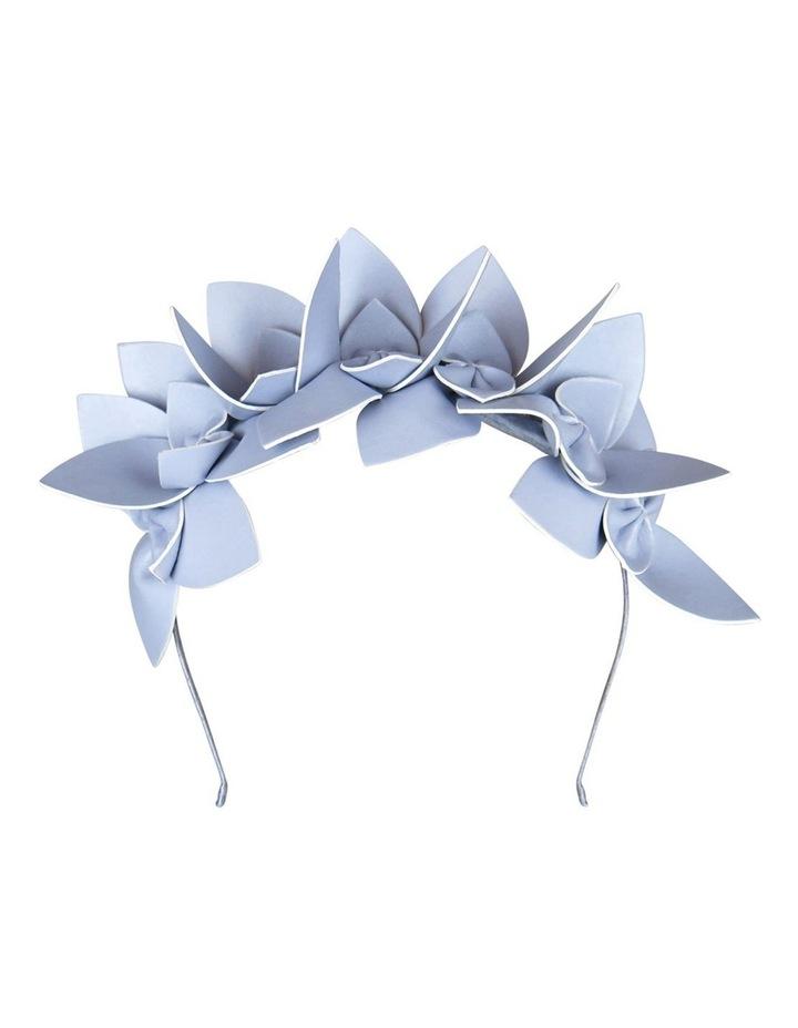Pu Orchid Design On Headband image 3